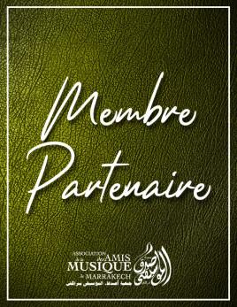 Membre Partenaire