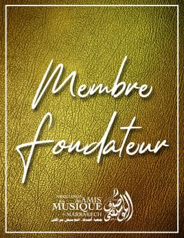 Membre Fondateur