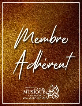 Membre Adhérent